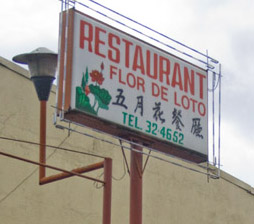 Best Chinese Food in Costa Rica