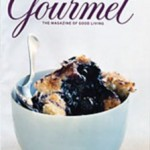 Gourmet Magazine is Stopping Print