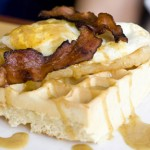 Cheap Food Escazú, Costa Rica – The Waffle Place