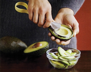 Avocado Slicer Image Source: http://www.williams-sonoma.com/