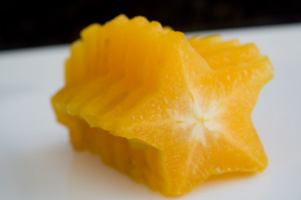 How to Slice and Eat a Star Fruit | CheapFoodHere