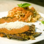 Cheap Dinner – Eggplant Parmesan