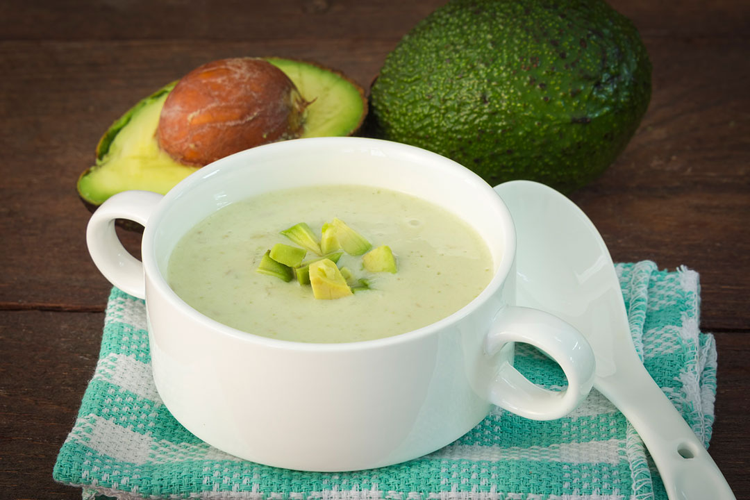 Blender-Recipes-Avocado-Soup