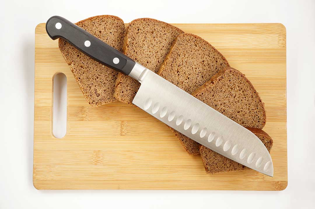 Cut Your Food Budget by Cooking at Home with a Santoku Knife
